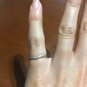Jewelry - Clodet Closing Sz 3 Sterling Silver Ring
